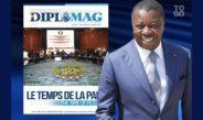 [Diplomag 15] La paix pour l'Afrique, l'idéal diplomatique du Togo