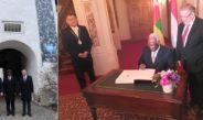 Visite officielle du Président de l'Assemblée nationale au Luxembourg